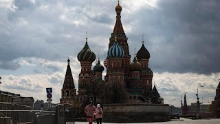 Russia sees spike in COVID-19 cases