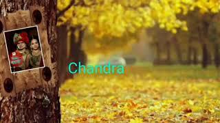 Romantis lagu Chandra Nandini
