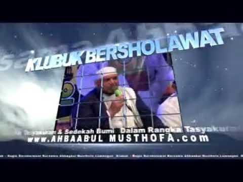 M Ridwan Asyfi feat Ahbaabul Musthofa Lamongan #KlubukBersholawat