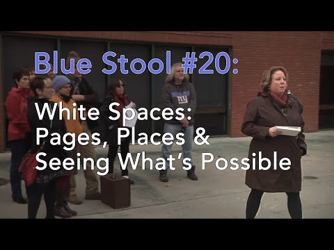 White Space: Pages, Places, & Seeing What's Possible