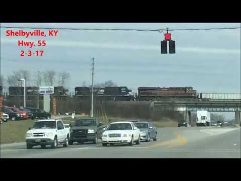 Weekend Kentucky Trip: February 3-5, 2017 w/ NS 8102!