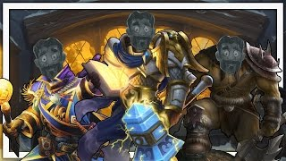 Hearthstone: Trump Dances at the Ball (Tavern Brawl)