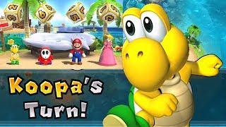 Mario Party 9 Solo Mode ◆Koopa Blooper Beach Part 4 #269