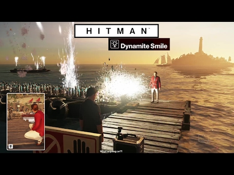 HITMAN: Dynamite Smile : Going Out With A Bang / Driving Into The Sunset