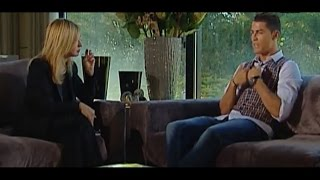 'I am the best' | Cristiano Ronaldo About Lionel Messi ● Exclusive Interview HD 720p