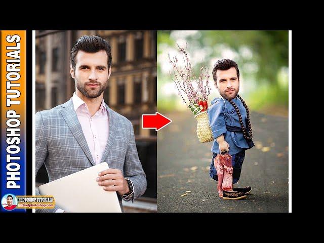 Ghép Ảnh Vui Hài Hước 🔴 MrTriet Photoshop Tutorials