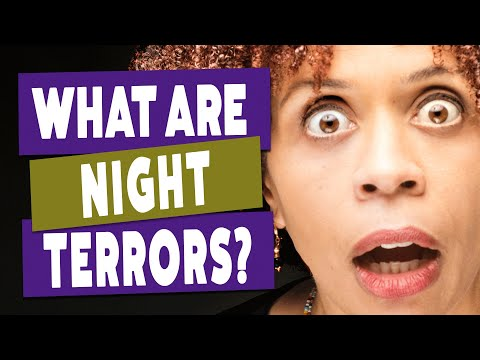 Night Terrors Vs Nightmares - How To Tell The Difference