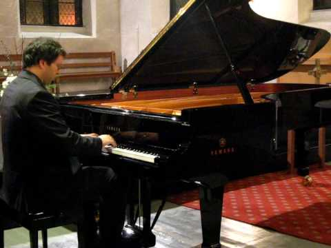 Daniel Sabbah plays Chopin etude no.14