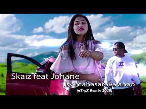 Skaiz feat Johane   Tsy mahasaraka anao nTryX Remix 2018