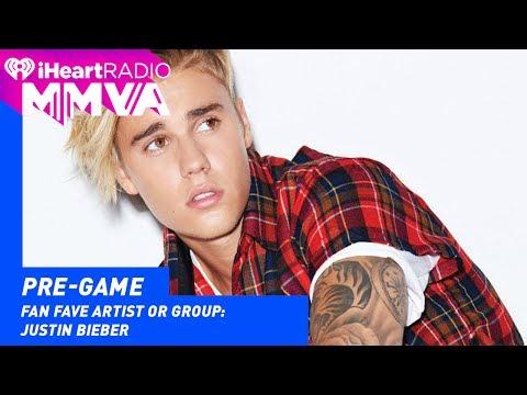 Justin Bieber Wins Fan Fave Artist Or Group | 2017 iHeartRadio MMVAs