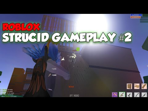 Roblox Strucid Gameplay #2 (Pro Player) - YouTube