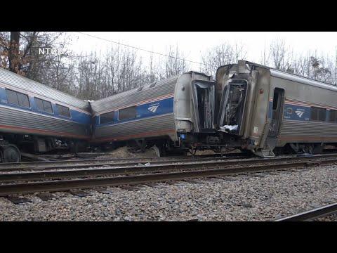 South Carolina Amtrak Data Recorder Recovered