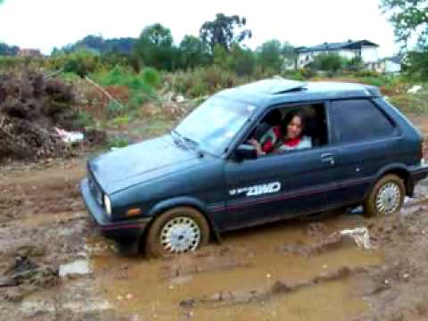 Subaru Justy 2wd 4wd Youtube