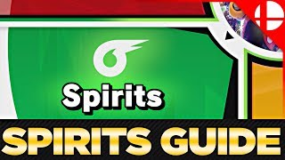 What Spirits Do in Smash Ultimate