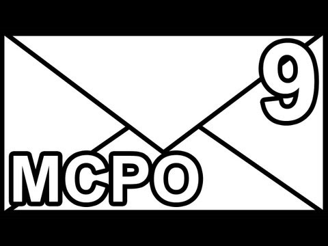 MCPO9 - Raiders of the Lost Mail