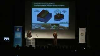 Ma thèse en 180 secondes - Finale internationale 2014 : Louise Hénault-Éthier