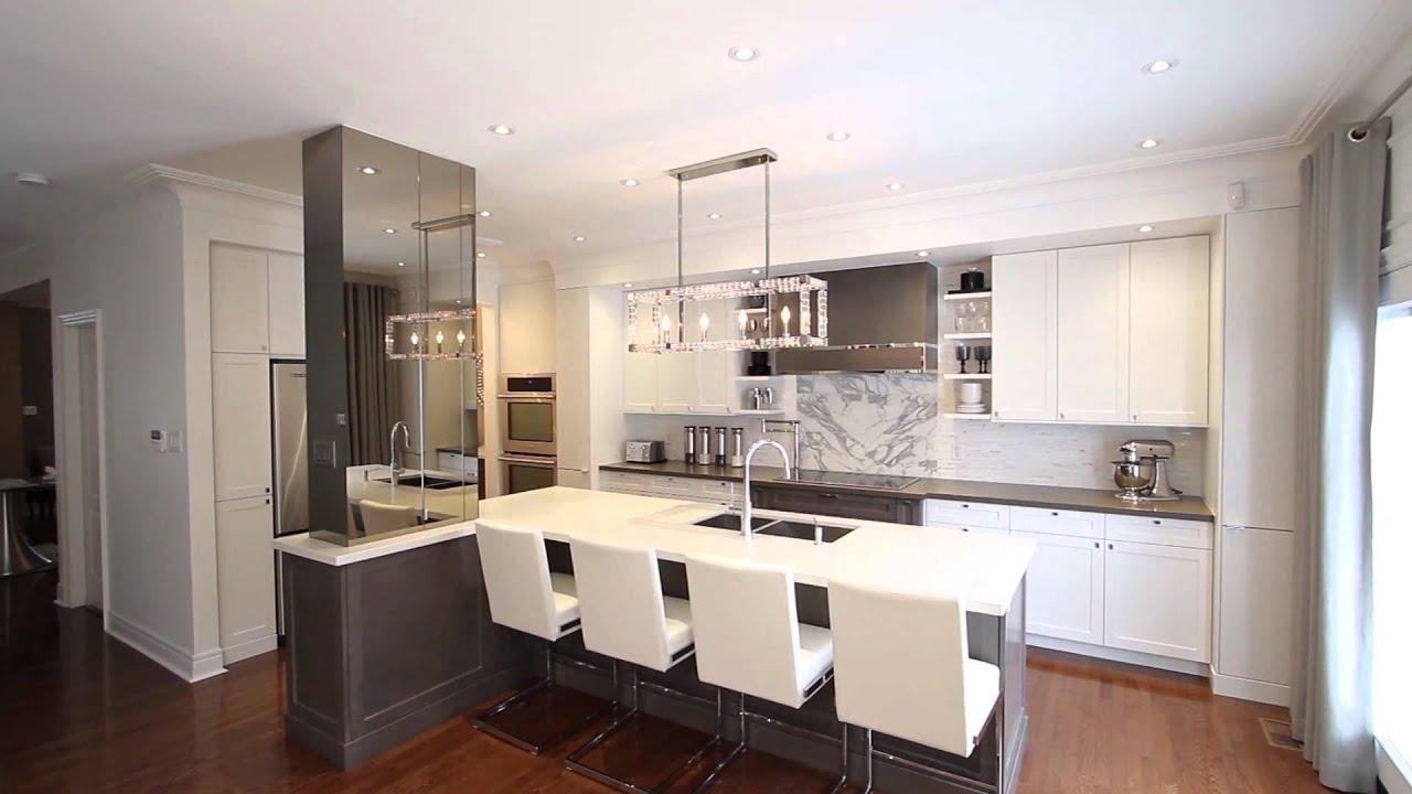 Luxurious Suburban AyA Kitchen (Extended) - YouTube