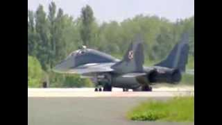 Polskie lotnictwo w Pile