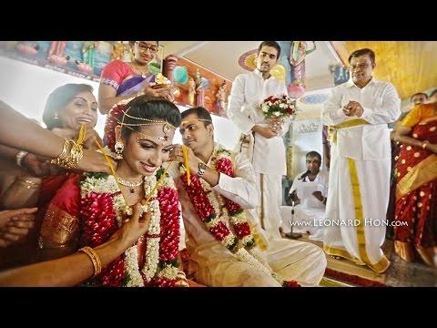 Leonard Hon Signature Wedding Films // Saravanabavan & Thenmoli