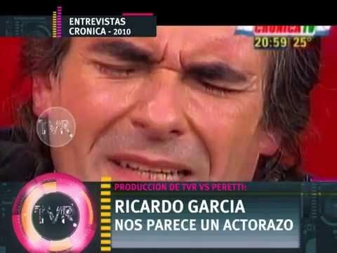 TVR vs Peretti: Ricardo García nos parece un actorazo - 25-10-14