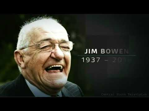 Jim Bowen, Bullseye, has died. ITV news 14/03/18