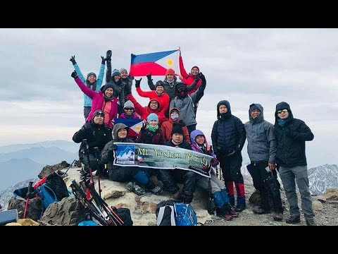Mt.Jade / Yushan (玉山) - Expedition March  2018