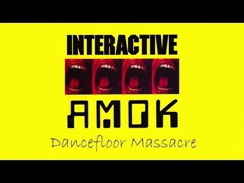 Interactive - Amok (Dancefloor Massacre) #interactive #classics #techno #90s