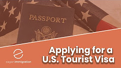 Applying for a U.S. Tourist Visa