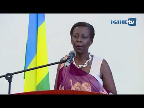Speech of Louise Mushikiwabo at a Press Conference in Mozambique (24/10/2016)