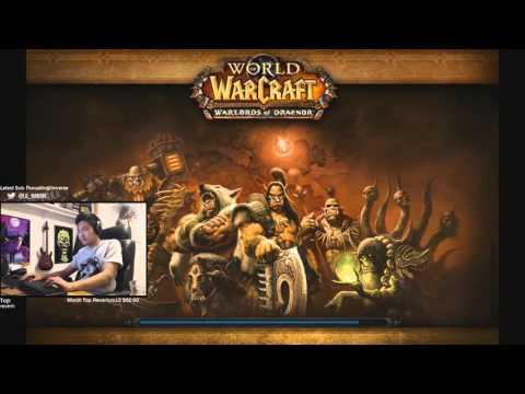Warlords Season 2 Rank 1 Push Attempt