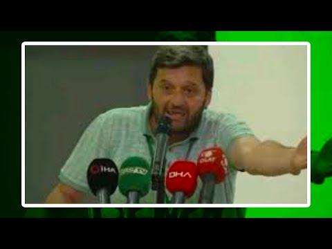 Selim Kurtulan'ın Divan Kurulu Konuşması.