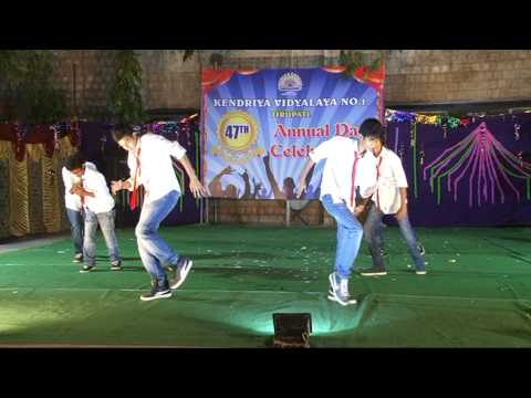 Down down duppa song dance perfomance