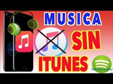 Pasar Musica al iPhone SIN iTunes - Alternativa a iTunes - Añadir Musicas iPhone