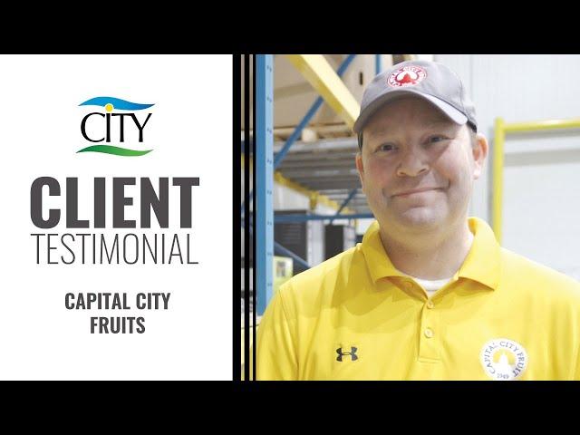 Client Testimonial - Capital City Fruits