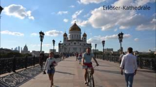 Go East Reisen: Moskau