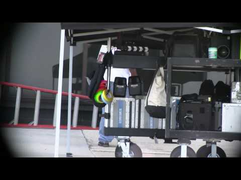 Transformers 3 Milwaukee - Film Set (pt 3)