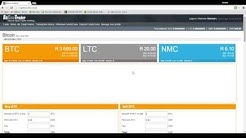 Learn how to buy and send a bitcoin via the Altcoin Trader platform
