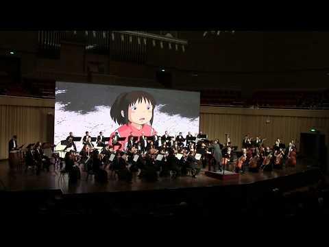 концерт Дзё Хисаиси (2018 год) Китай. Хаяо Миядзаки / Music Joe Hisaishi (2018)