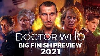 Doctor Who | Big Finish 2021 Preview |