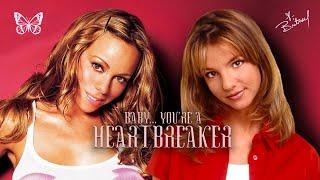 Mariah Carey, Britney Spears, Da Brat & Missy Elliott - Baby You're a Heartbreaker