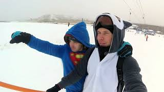 День сноубордистов. Кувандык.