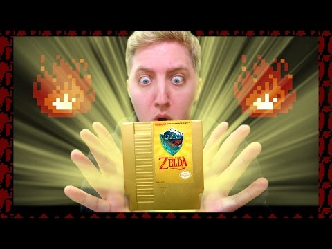 30 YEARS OF ZELDA | The Legend Of Zelda NES