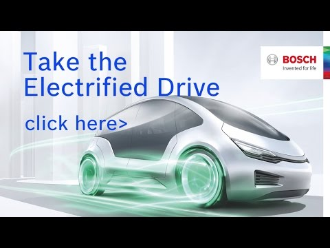 Bosch Electrified Journey
