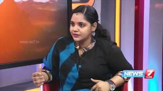 Playback singer Saindhavi shares her experience in Varaverpparai 2/2 | News7 Tamil
