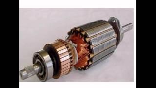 Ремонт якоря электродвигателя своими руками(, 2016-06-21T08:44:02.000Z)