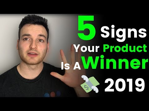 The EASIEST Way To Tell If You Found A Winning Shopify Product in 2019 thumbnail