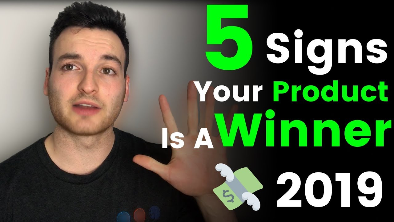 The EASIEST Way To Tell If You Found A Winning Shopify Product in 2019