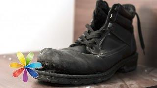 Как выбрать качественную зимнюю обувь - Все буде добре - Выпуск 504 - 27.11.14 - Все будет хорошо(Вы очень боитесь прогадать с покупкой зимней обуви, которая будет промокать, разваливать и вовсе не держать..., 2014-11-27T14:38:38.000Z)