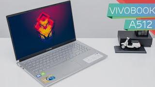Asus Vivobook A512FL: Thiết kế Sang Trọng, 512GB SSD, Optane 32GB giá từ 19 triệu
