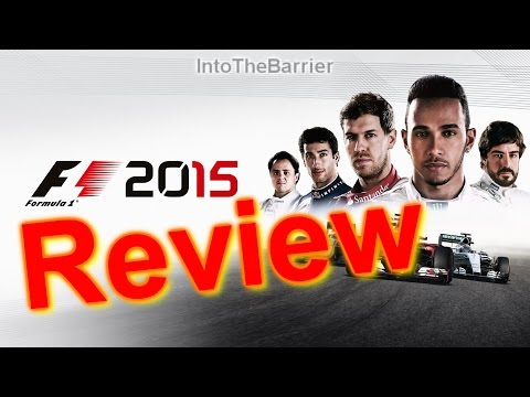 F1 2015 Game Review